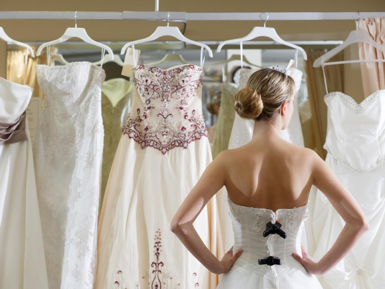 Сшить свадебное платье своими руками приметы