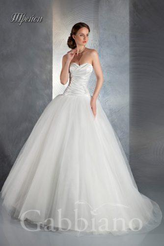 Свадебное вечернее платье на прокат