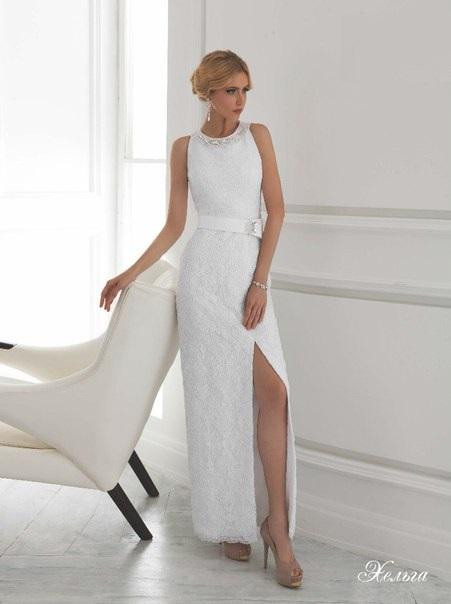 ed729e1b33c Свадебное платье Хельга — Cвадебный салон «Sharm». Свадебные платья ...